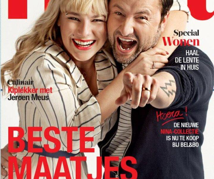 An & Dennis // Nina magazine