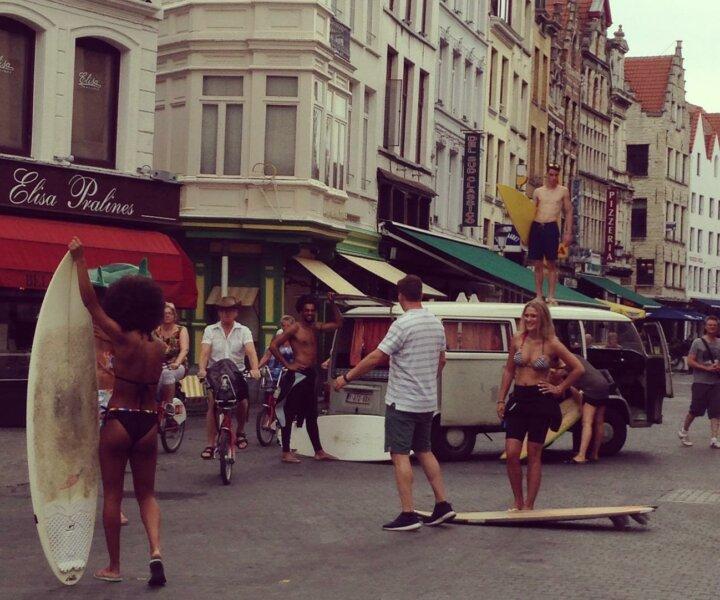 Free Wifi // Stad Antwerpen