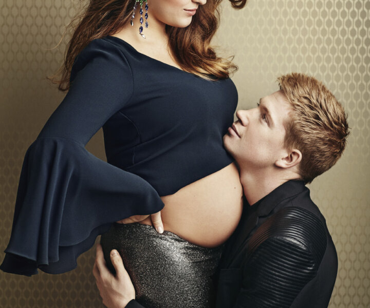 Kevin & Michelle // Nina magazine
