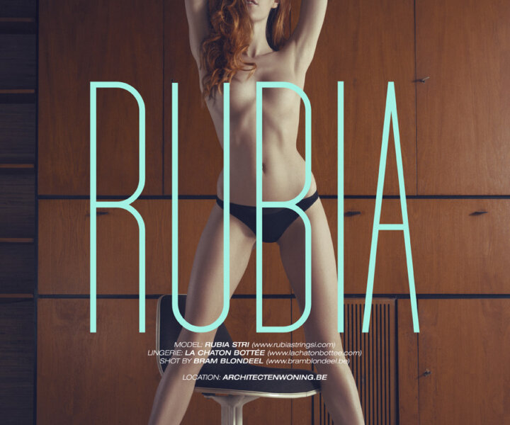 Rubia // NIFmagazine