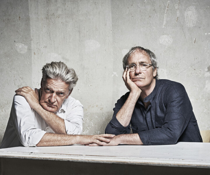 Max Moore & August Zirner // VOGUE Germany