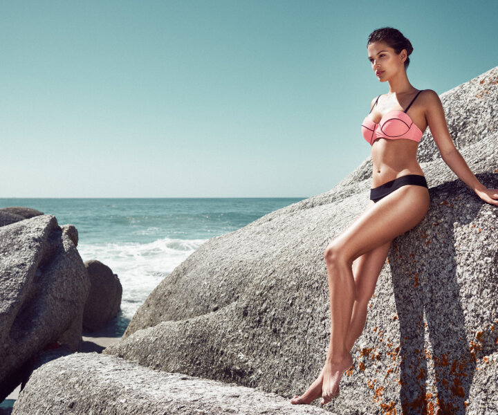 Swimwear on the Rocks // Remark Magazine
